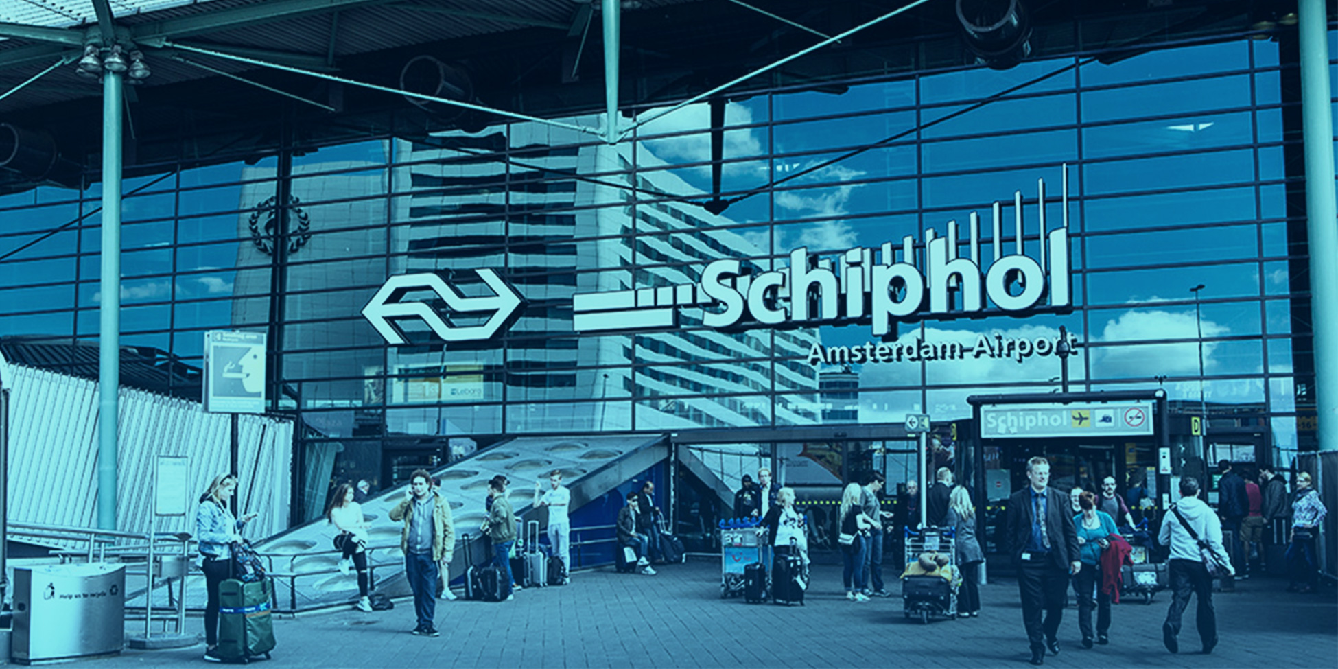 Amsterdam Airport Schiphol - Keeping Passengers Moving with Veovo