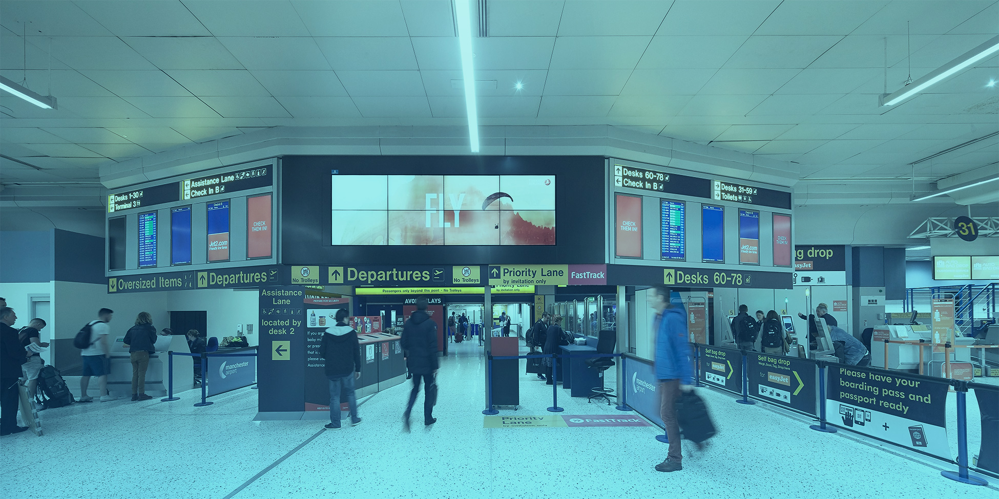 Manchester Airport - Leading the Way to Unparalleled Airport Experiences -  Veovo