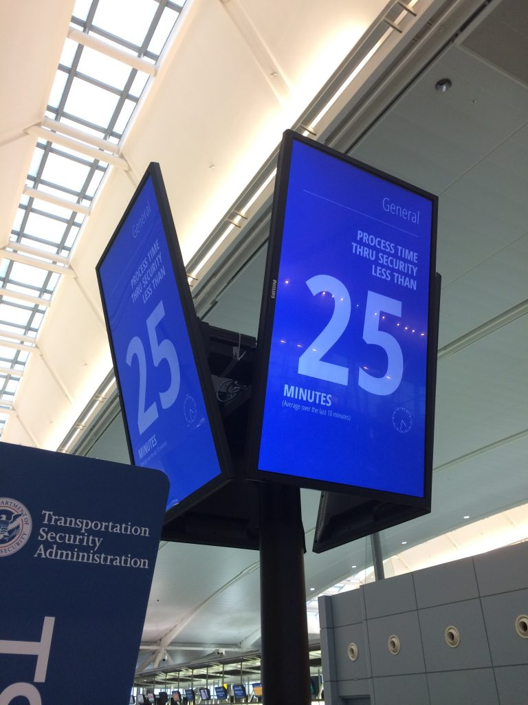 Want to Enjoy an Easy, Relaxed Airport Experience? It's All