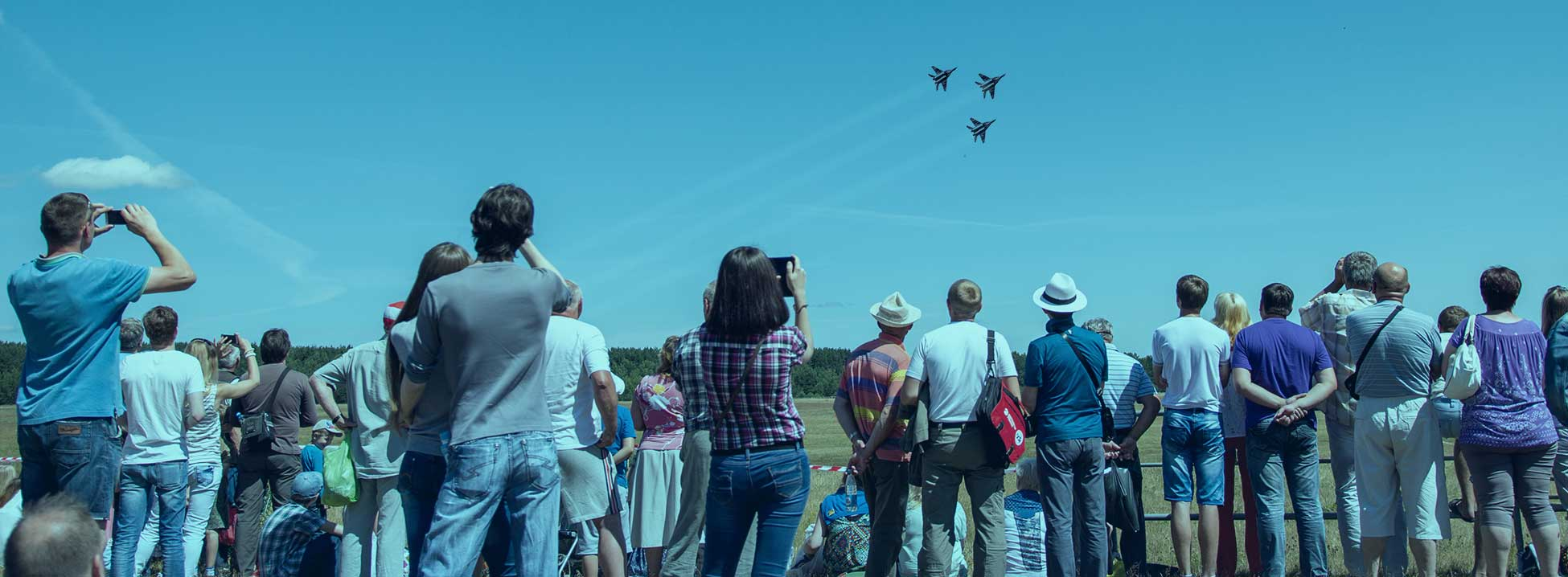 Air Show Traffic Flow Crisis Averted with Veovo Technology