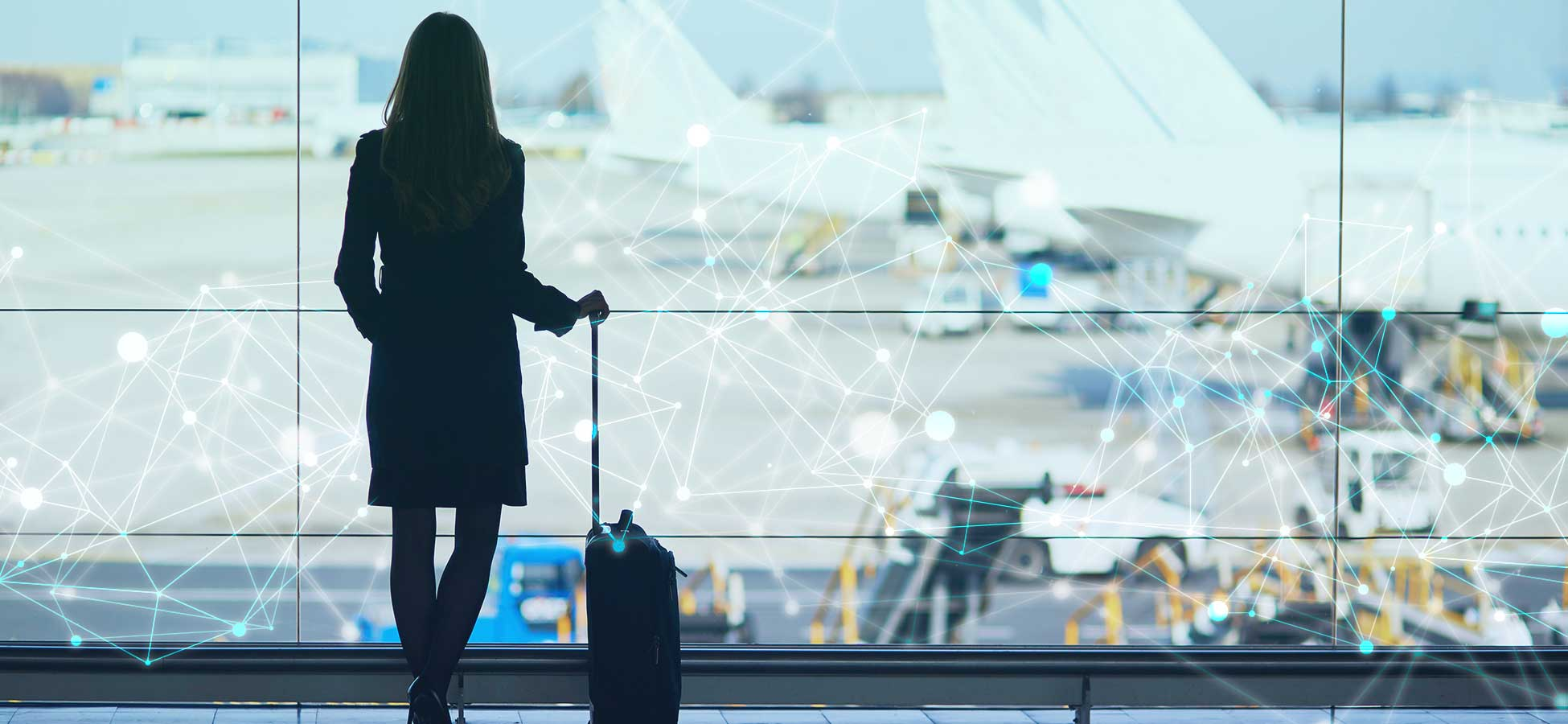 Pandemic sets the stage for AI take-off at airports