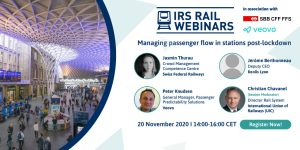 International Railway Summit veovo